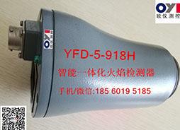 YFD-5-918H火焰检测器(智能一体化火焰检测器)