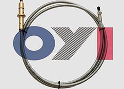 配套适用于ABB火检光纤SF810 欧仪测控可见光火检光纤YX210