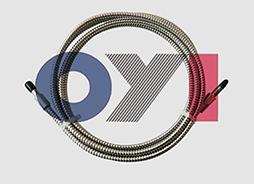 配套适用于FORNEY火检光纤 欧仪测控可见光火检光纤YXF900