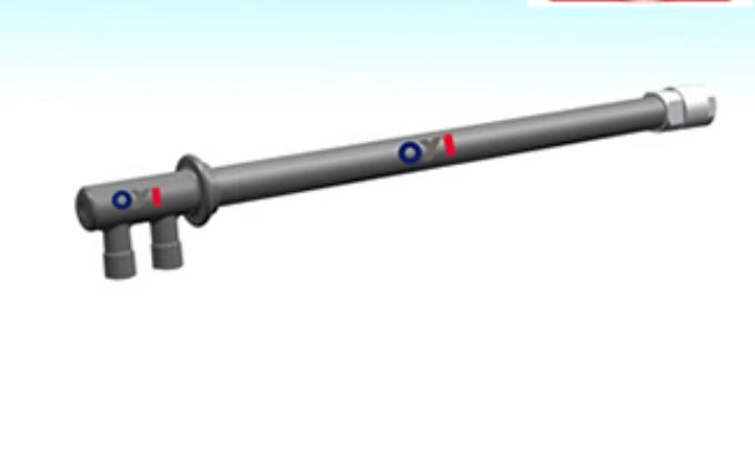 蒸汽雾化油枪|
